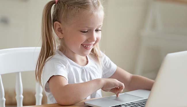 Fondssparplan Kind Mädchen Geschäft